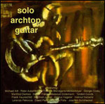 Various Artists - Solo Archtop Guitar