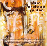 Various Artists - Duo Archtop Guitar