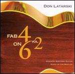 Don Latarski - Fab 4 On 6 Vol.2