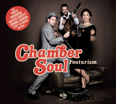 Chamber Soul - Featurism - double album